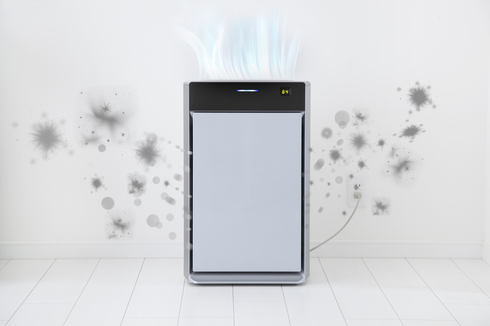 how long should i keep the air purifier on